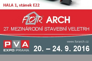 FOR ARCH 2016